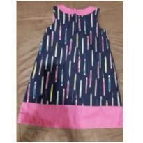 Vestido Gymboree Lápis tamanho 5 - 4 anos - Gymboree