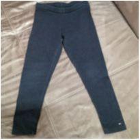 Calça legging preta Tommy Hilfiger tamanho 4 - 4 anos - Tommy Hilfiger