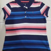 Polo Tommy Hilfiger Tamanho 6-7 - 6 anos - Tommy Hilfiger