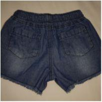 Shorts Jeans Hering - 6 anos - Hering Kids