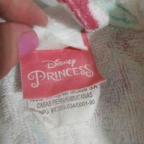 Roupão Sereia - Único - Disney