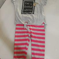 Conjunto UP Baby - 8 anos - Bup Baby