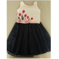 Vestido Infanti - 8 anos - Infanti