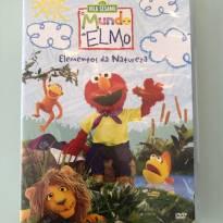 DVD Vila Sésamo: O Mundo de Elmo -  - Não informada
