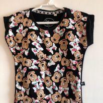 Camiseta Minnie - 2 anos - Não informada ( Replica)