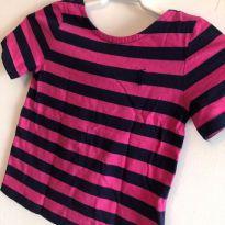 Camiseta Listrada Polo Ralph Lauren - 2 anos - Ralph Lauren