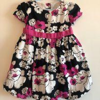 Vestido Floral Gymboree - 2 anos - Gymboree