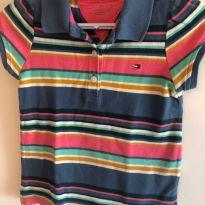 Polo Tommy Hilfiger - 2 anos - Tommy Hilfiger