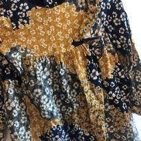 Vestido Florido Zara - 18 a 24 meses - Zara