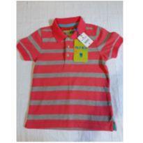 Camiseta Polo - 4 anos - Polo Wear