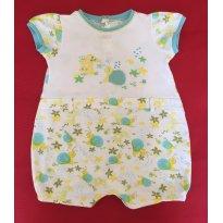 Macaquinho Tilly - Tamanho: G - 6 a 9 meses - Tilly Baby