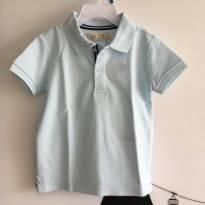 Camisa Polo Zara Baby - Tamanho: 18 a 24 meses - 2 anos - Zara Baby