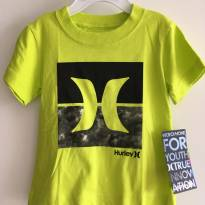 T-shirt Hurley - Tamanho: 2 anos - 18 a 24 meses - Hurley