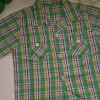 Camisa manga curta Papolino - 2 anos - Várias