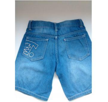 Bermuda jeans Tigor - 4 anos - Tigor T.  Tigre