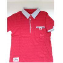 Camiseta polo Tigor - 2 anos - Tigor T.  Tigre