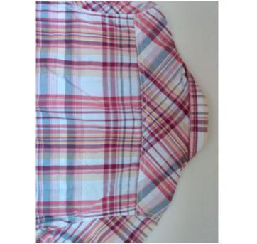 Camisa xadrez Dame Dos - 4 anos - dame dos