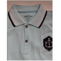Camiseta pólo Carinhoso - 6 anos - Carinhoso
