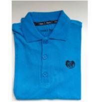 Camiseta pólo Tigor - 6 anos - Tigor T.  Tigre