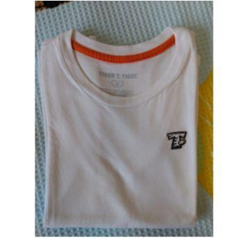 Regata branca Tigor - 6 anos - Tigor T.  Tigre