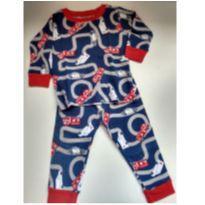 Pijama Carter`s bombeiros - 6 meses - Carter`s