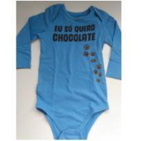 Body chocolate - 6 a 9 meses - Teddy Boom
