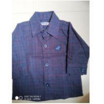 Camisa Polo Infanti - 3 a 6 meses - Polo