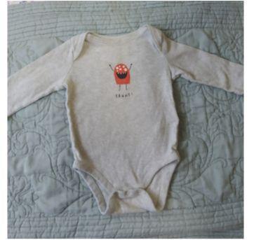 Body Gap - 3 a 6 meses - Baby Gap e carter`s, baby gap, zara