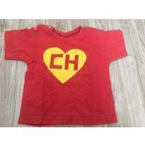Camiseta Chapolin - 1 ano - Piticas