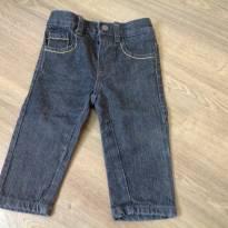 Calça jeans estilosa - 1 ano - DKNY