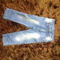 Calça jeans lindíssima - 1 ano - Lazy