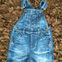 Macacão jeans GAP lindíssimo - 18 a 24 meses - Baby Gap