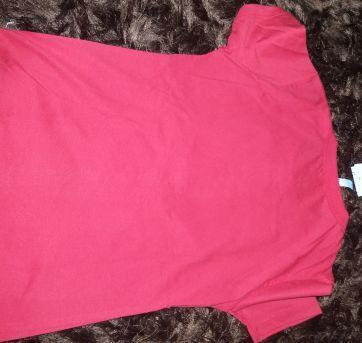 Camiseta vermelha Skateboard - 6 anos - Tex