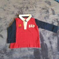 Camisa Polo GAP - 18 a 24 meses - Baby Gap