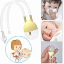 Aspirador Nasal Bebê Criança Sucção Vácuo Cuidados Saúde NOVO -  - Importado EUA