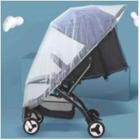 Tela Mosquito Mosquiteiro Carrinho Bebê Menino Menina Padrão NOVO -  - Importado EUA