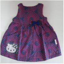 Vestido Hello Kitty - 3 a 6 meses - Hello Kitty by Sanrio