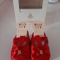 Sapato vermelho - 03 - Baby Gut