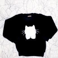 Blusa com gatinho na frente - 3 anos - Chic Baby