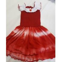 Vestido Ciganinha - Nunca usado - 24 a 36 meses - Menina Bonita