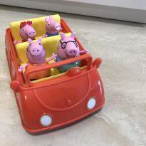 Carro da Peppa -  - Mattel
