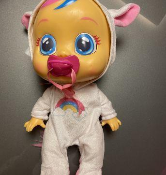 Cry baby unicórnia - Sem faixa etaria - Multikids Baby