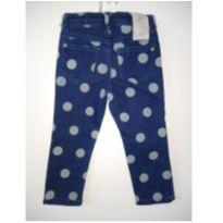 Calça Jeans Marisol Tamanho 2P - 2 anos - Marisol