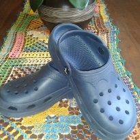 Babuch estilo Crocs azul marinho - 31 - Não informada