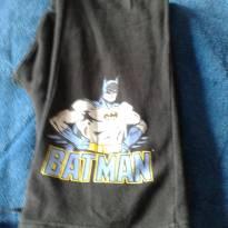 Calça moletom do Batman - 12 anos - pernambucanas