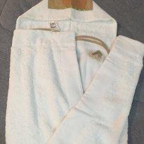 [C041] Kit Toalha Capuz + Toalha Fralda + Fralda de ombro Babies - Sem faixa etaria - Babies