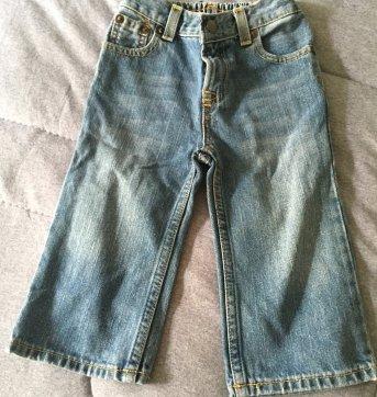 [C105] Calça Jeans Ralph Lauren - 18 meses - Ralph Lauren