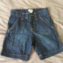 [C379] Bermuda jeans com Pespontos Old Navy - 3 anos - Old Navy