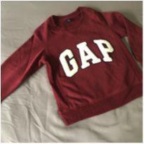 [CD440] Casaco Moletom GAP - 5 anos - GAP