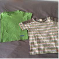 [CD461] Kit 2 blusas Green - 18 meses - Green